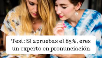 Test: Pronunciación de verbos regulares en pasado en inglés